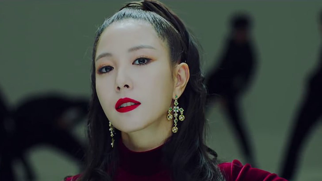 "MV ""One shot"" - BoA"