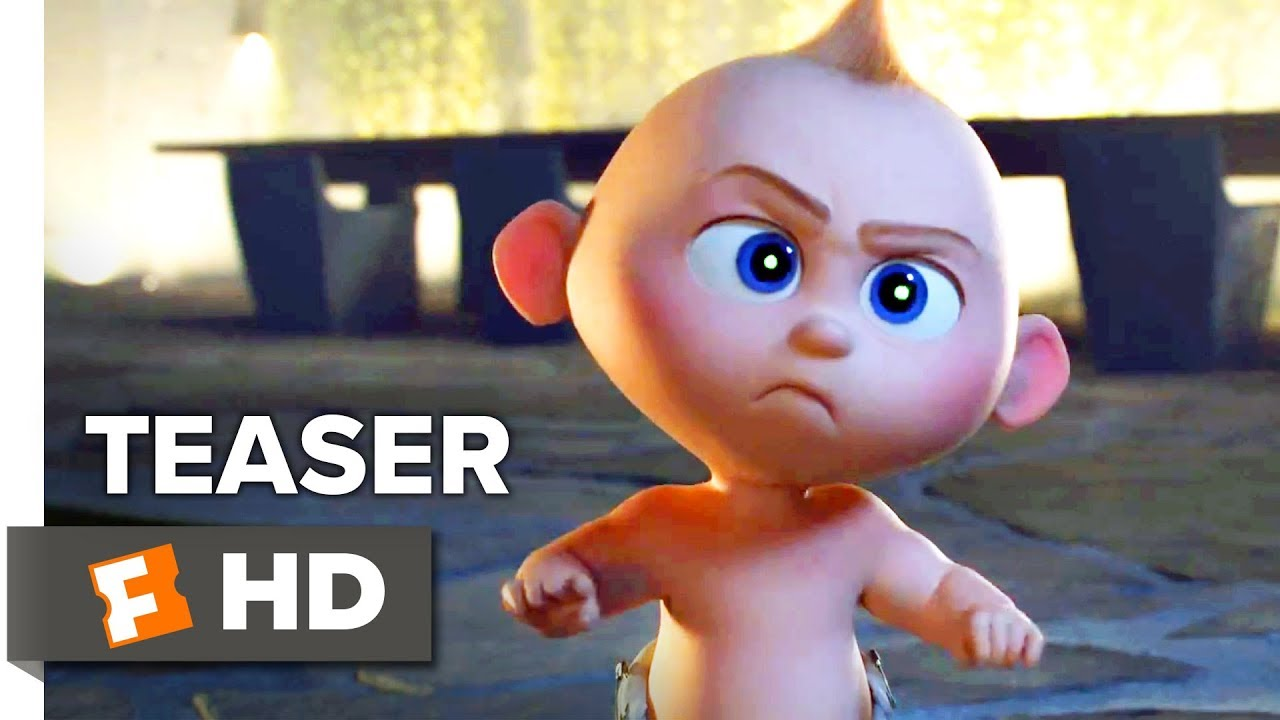 Incredibles 2 Teaser Trailer (2018)   'Suit Up'   Movieclips Trailers