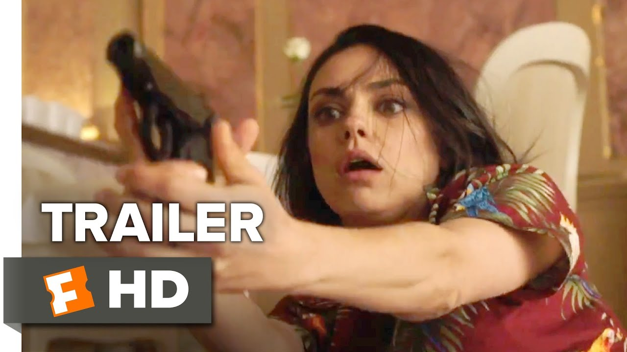 The Spy Who Dumped Me Trailer #2 (2018) | Movieclips Trailers
