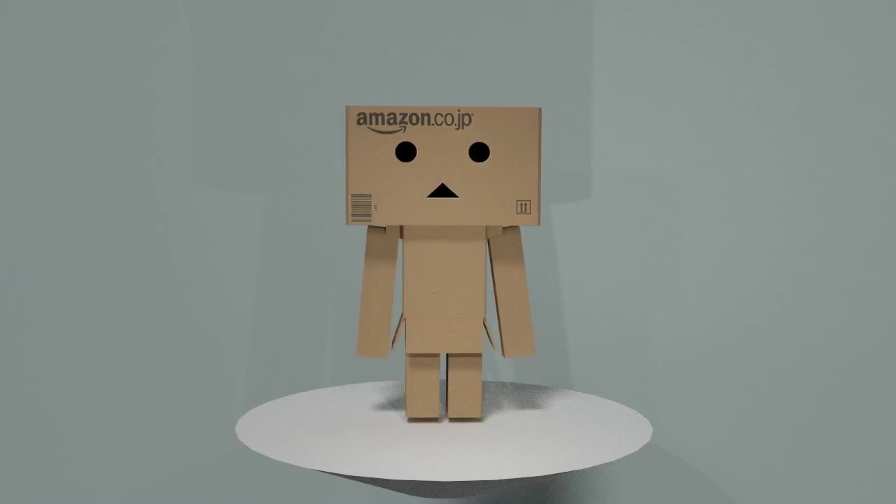 Danbo animation part1