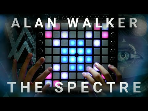 Alan Walker - The Spectre | Launchpad Cover [UniPad Project File]
