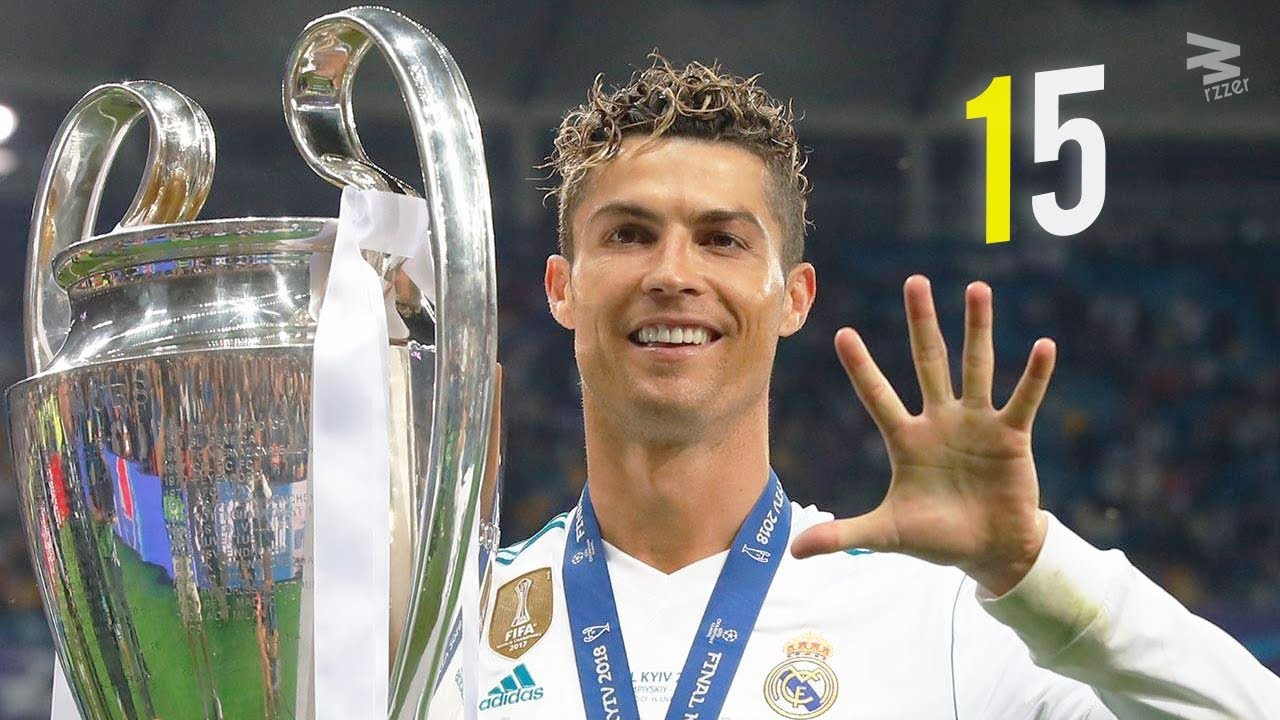Cristiano Ronaldo ● All 15 Goals In Champions League 2017/2018