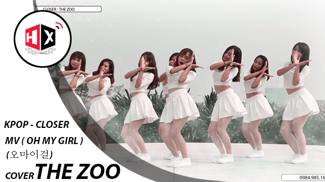 Kpop - Closer Cover The Zoo