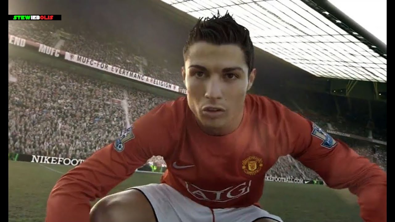 Best Football Commercial Ever Made ● Now in Full HD ● 1080i HD #CristianoRonaldo #Ronaldinho
