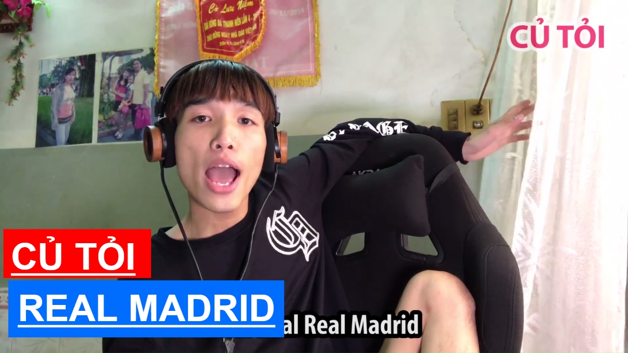 Real Madrid - Ghen chế